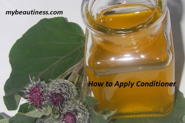 Contents: What does Conditioner Do? How to Apply Conditioner? Homemade Hair Conditioner If we talk about hair care, what is sure to be a conditioner among the first means. Any jars and bottles of t…