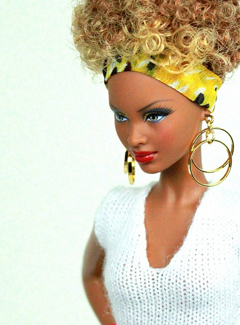 Barbie Basics Red Collection No. 08 by DivaLuvv, via Flickr