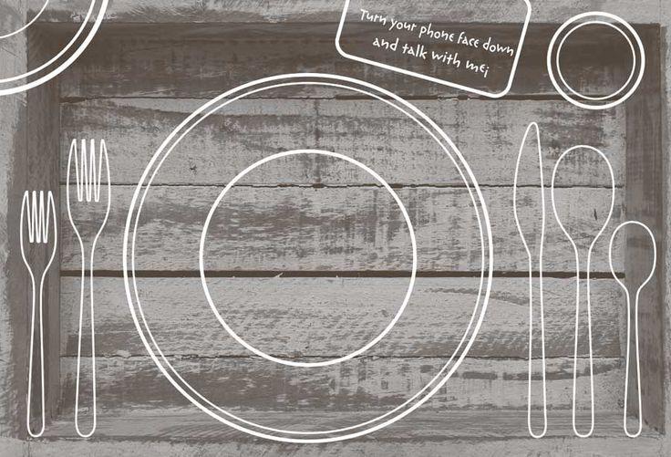 En placemats design hacemos manteles individuales - Manteles para mesa ...