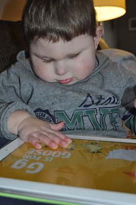 More Great iPad Apps for Blind Children - Thomas Marshall Does It All