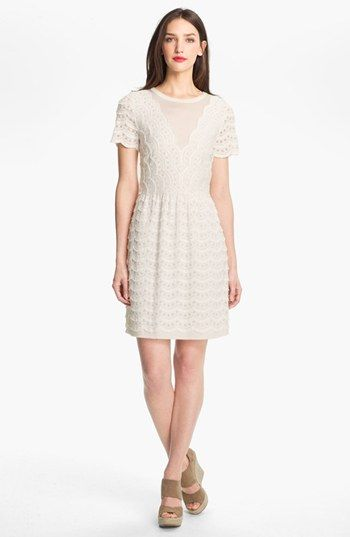MARC BY MARC JACOBS Knit Cotton Blend Dress | Nordstrom