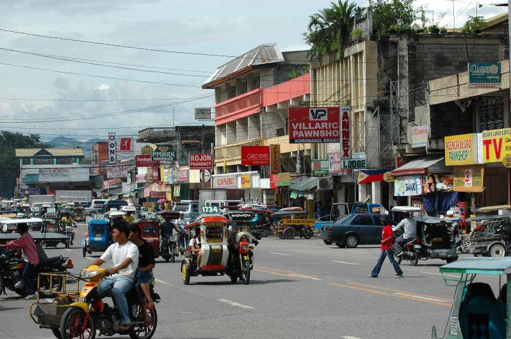 Philippines cities   Philippines, Mindanao, Koronadal city proper