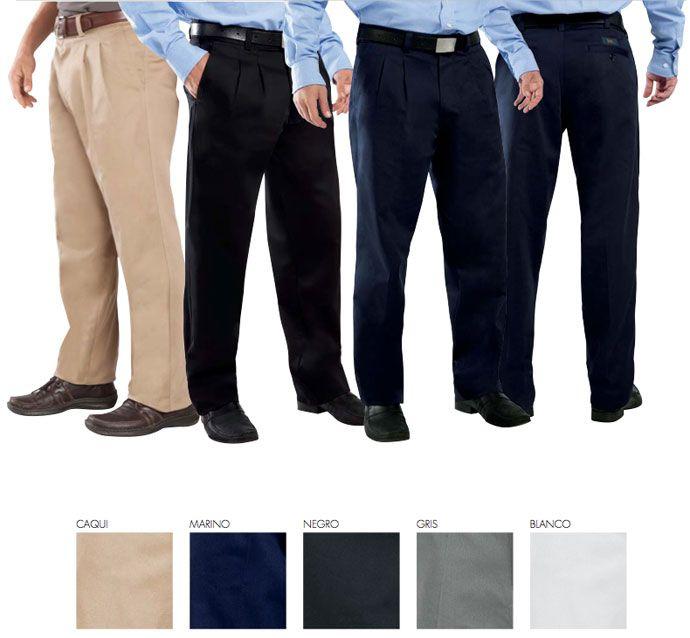 d174f06d08 Colores básicos en pantalones de vestir para hombre