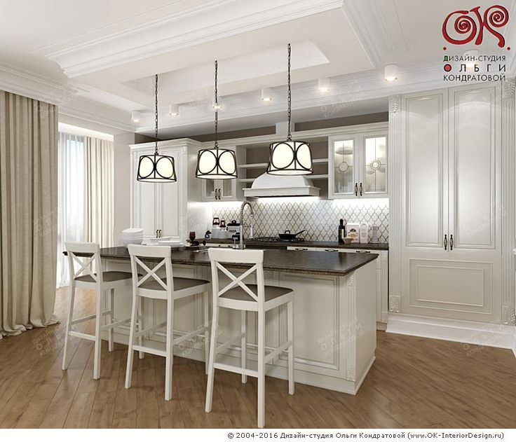Дизайн кухни. Фото 2016 - http://www.ok-interiordesign.ru/ph17_kitchen_interior_design.php