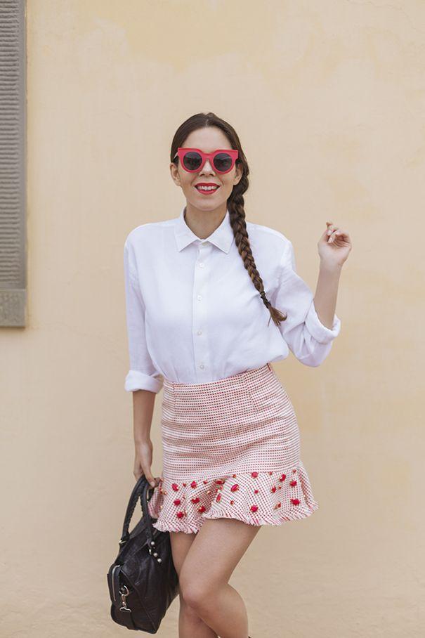 Minigonna: il ritorno in grande stile ed il mio look!