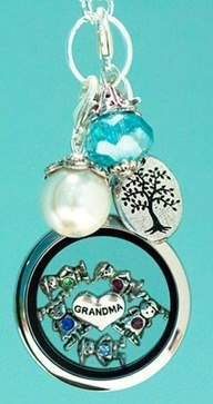 Show Grandma how much she means to you with Origami Owl!
