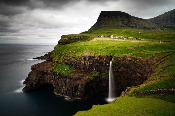 Фарерские острова.