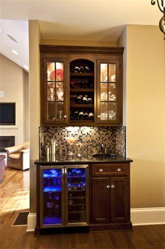 wet bar evolve interior decorating - Basement Wet Bar Design