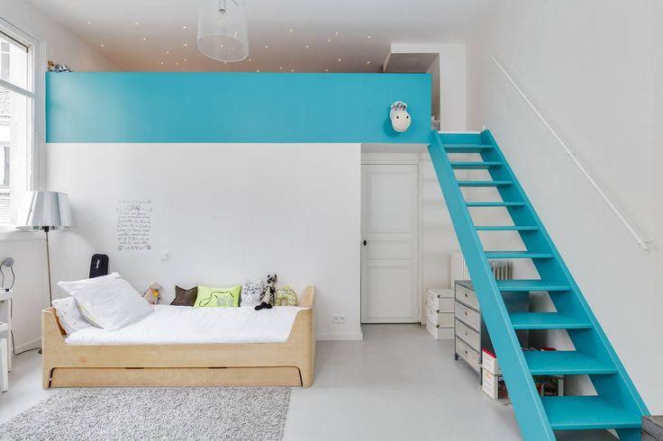 514 best Kid room -☆- Chambre d\u0027enfant images on Pinterest Child - peinture chambre bebe fille