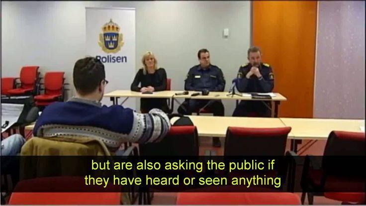 Muszlim nemi erőszak dzsihád Svédisztánban - a rendőrök nem védik meg a ...