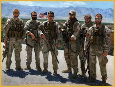 michael murphy navy seal | navy seal lt michael p murphy pictured above with his platoon farthest ...