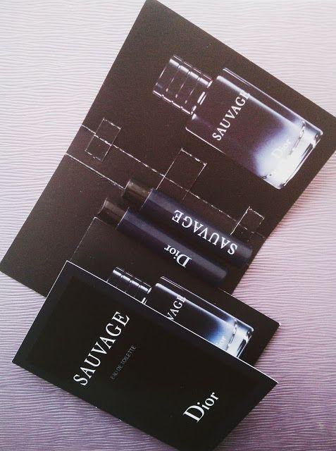 Dior Sauvage 2015 Edt Aromaticnotes Parfum Perfumes Fragrances