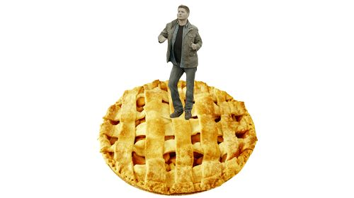 Pin for Later: 16 Reasons You Should Date an American Man You can also enjoy pie together. Nothing is more American than pie.