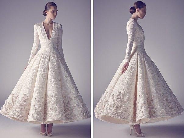 Ashi Studio коллекция от-кутюр.    #wedding #bride #flowers