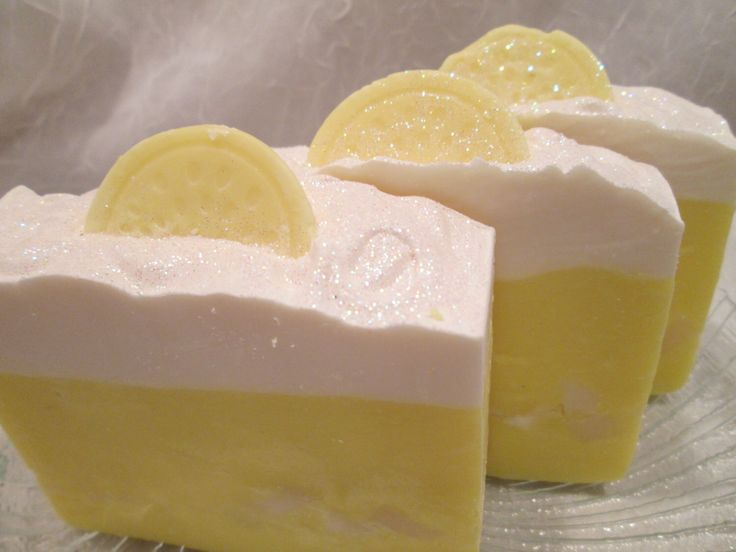 Lemon Sugar Soap Handmade Cold Process by GlowBodyandSoul on Etsy https://www.etsy.com/listing/153606506/lemon-sugar-soap-handmade-cold-process