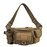 Piscifun Fishing Bag Portable Outdoor Fishing Tackle Bags Multiple Waist Bag Fanny Pack | www.outdoorsupplyguy.com