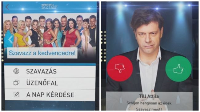 TV2 AJÁNLÓ / Töltsd le az ingyenes TV2 Live alkalmazást a Sztárban sztárhoz! / tv2.hu