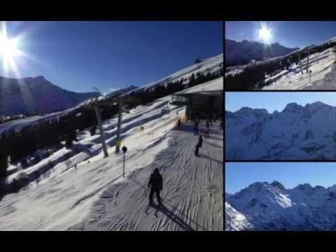 Vom Alpsee Winter Camping**** in Immenstadt zum Fellhorn in Oberstdorf