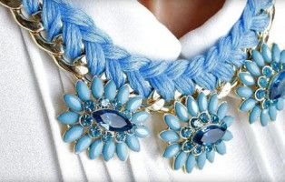 The power of a statement necklace