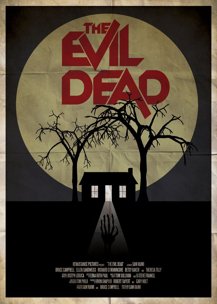 The Evil Dead by ~PurityOfEssence on deviantART