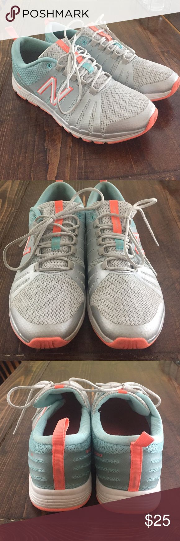 New Balance Sneakers Pre-loved New Balance sneakers. Size 8.5           811 Style. New Balance Shoes Athletic Shoes