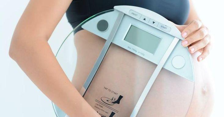 Cacula tu peso ideal durante el embarazo