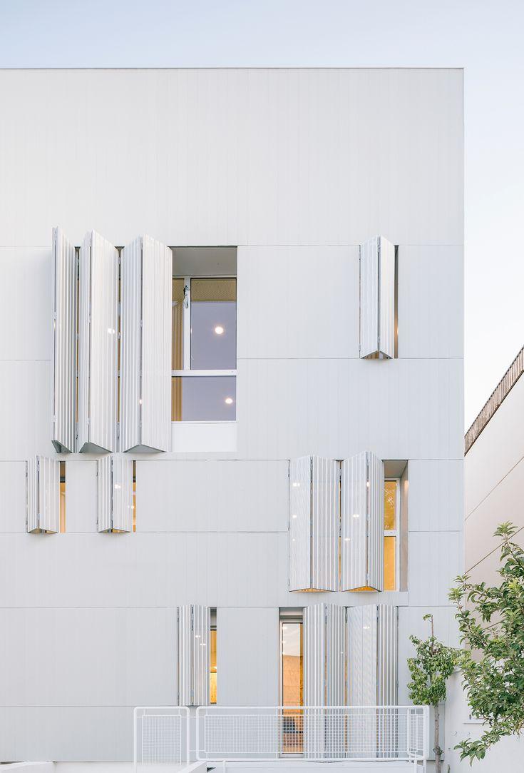 Innenleben: »Box in the Box« von arenas basabe palacios Architekten