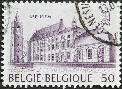Timbre Belgique