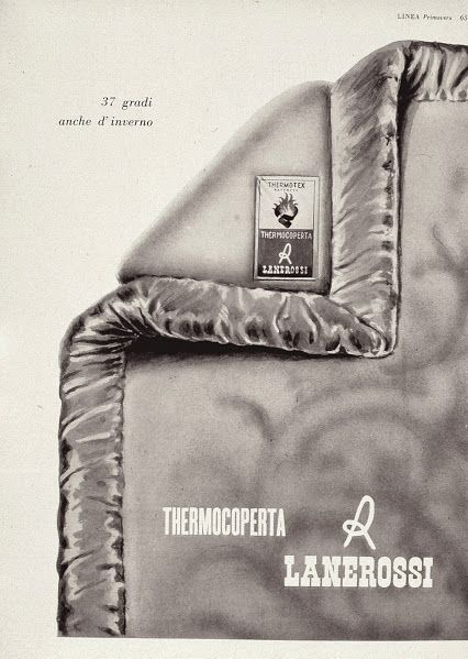 37 gradi anche d'inverno - Thermocoperta lanerossi