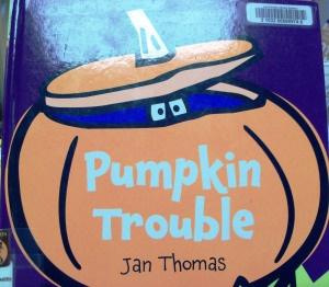 Pumpkin Storytime