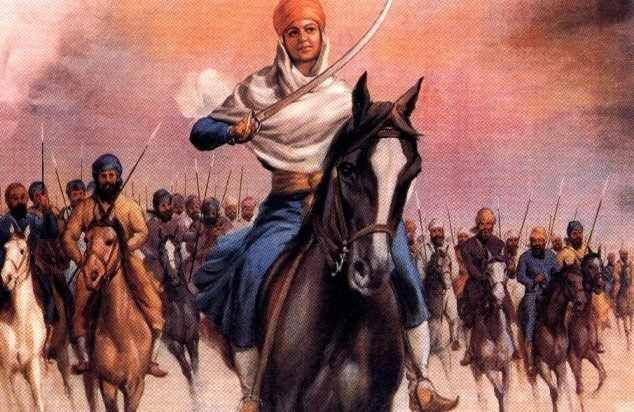 Mai Bhago was a Sikh woman who fought against the Mughal Empire in the early 18th century. Mai Bhago was born in a village in the Punjab region of northern India, where she was trained by her father in horse riding and martial arts. She was a young woman during the period when oppression of Sikhs by the Mughal Empire was at its height. During 1704-05, the expansionist Mughal Emperor, Aurangzeb, invaded.