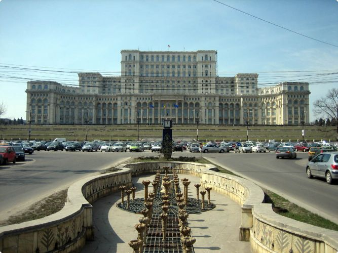 Parliament #bucharest #travel