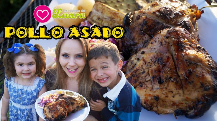 Como Marinar Pollo para Asar ♥ How to marinate Chicken for bbq