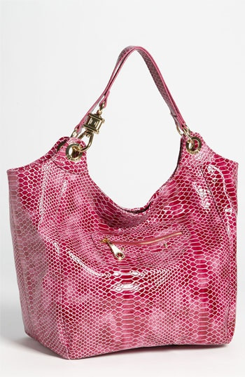 I think this was cheaper at Burlington Coat Factory -_-  Steven by Steve Madden 'Sugar' Tote available at #Nordstrom
