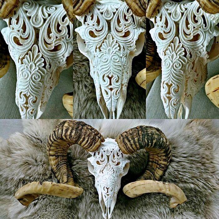 Резные черепа - искусство жуткое или прекрасное? - Ярмарка Мастеров - ручная работа, handmade
