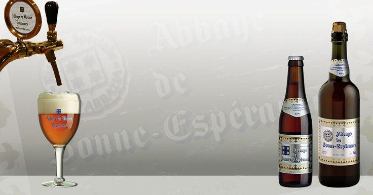 Abbaye de Bonne Espérance beer via zago.it