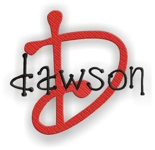 .: Monograms Sets, Monograms Fonts, Burlap Monograms, Cool Fonts, Embroidery Design, File Alphabet, Dawson Monograms, 280 File, Dawson Fonts