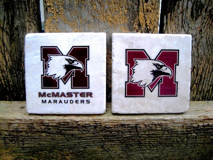 McMaster University. GO MARAUDERS GO!