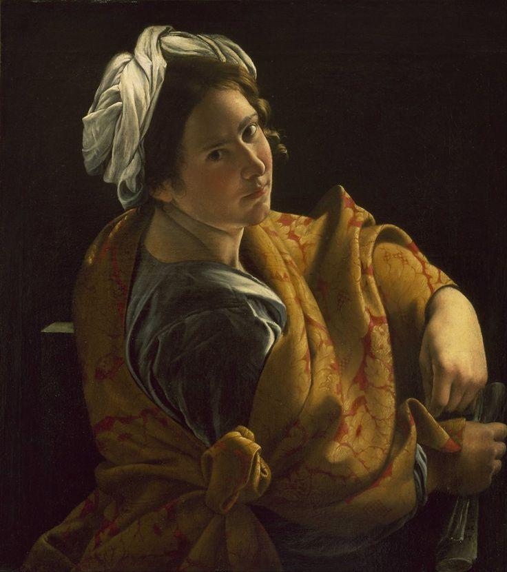 """Orazio Gentileschi, """"Ritratto di giovane donna come Sibilla"""", 1620-26 circa - Olio su tela, 81 x 63 cm, Museum of Fine Arts, Houston -"""