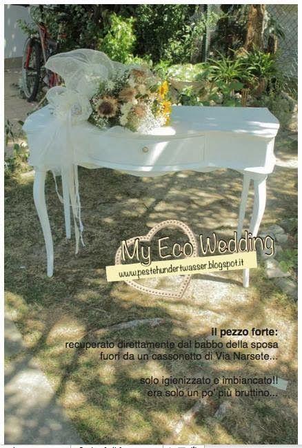 Eco-Reuse Art by PeSte Hundertwasser: L'ALTARE?...