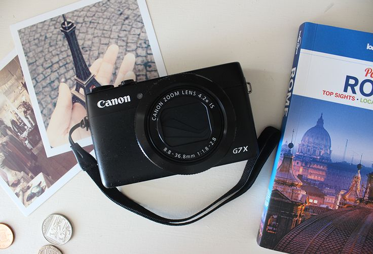 My review of the Canon PowerShot G7X camera. Perfect camera for blogging and vlogging.