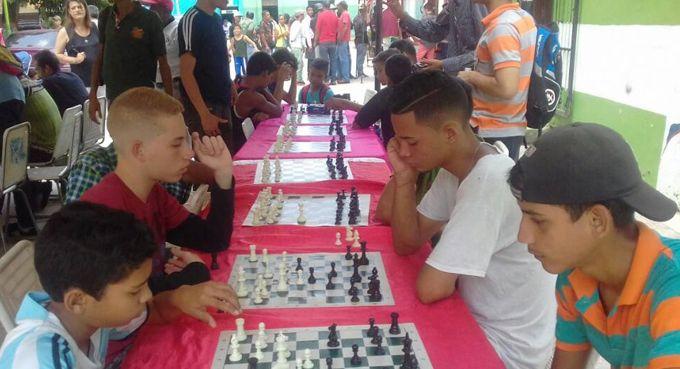 """Libertadorenses compitieron en tercer """"Torneo de Ajedrez Abierto 2017"""" #Deportes #Ultimas_Noticias"""