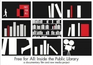 Free for All: Inside the Public Library, which will be released in 2016, seeks to showcase the vitality of libraries large and small, urban and rural, successful and struggling, and the very personal stories of their patrons.