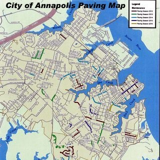 Map Of Annapolis  Artistic Inspiration  Pinterest