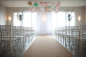Wakefield Wedding at Le Belvedere from AMBphoto | Style Me Pretty