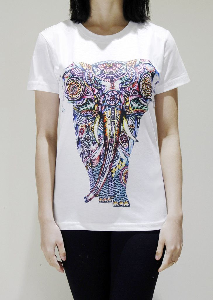 Princess elephant T-shirt