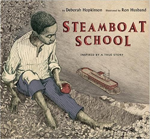by Deborah Hopkinson and Ron Husband