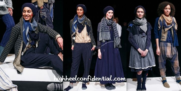 Aneeth Arora> Berlin fashion week 2012
