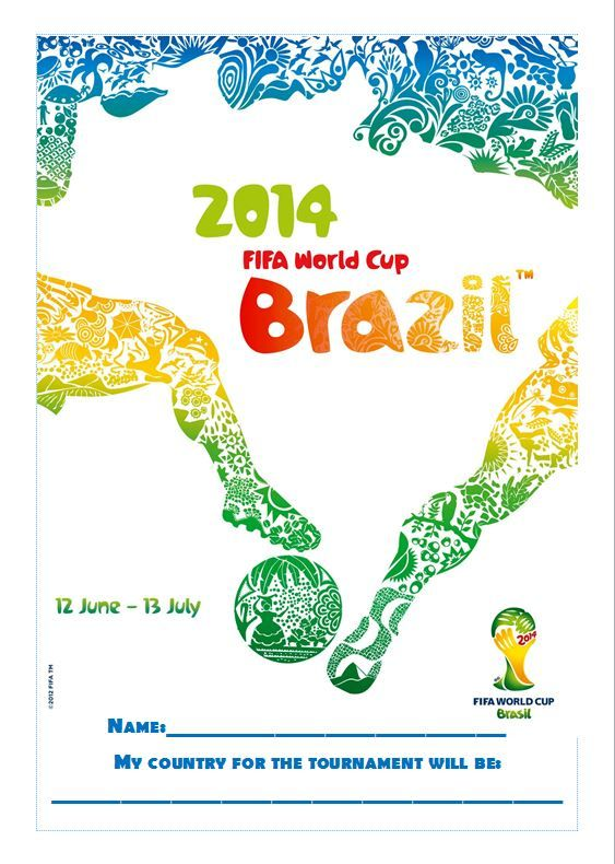 An activity booklet based around the World Cup in Brazil. Includes research tasks, design activities and other lesson ideas.