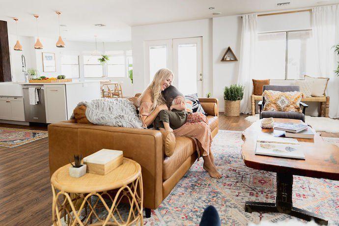 Modern Meets Boho In Paige Rangel S Phoenix Az Home Home